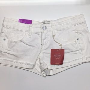 Mossimo short shorts